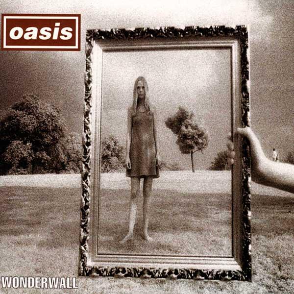 OasisWonderwallSingle