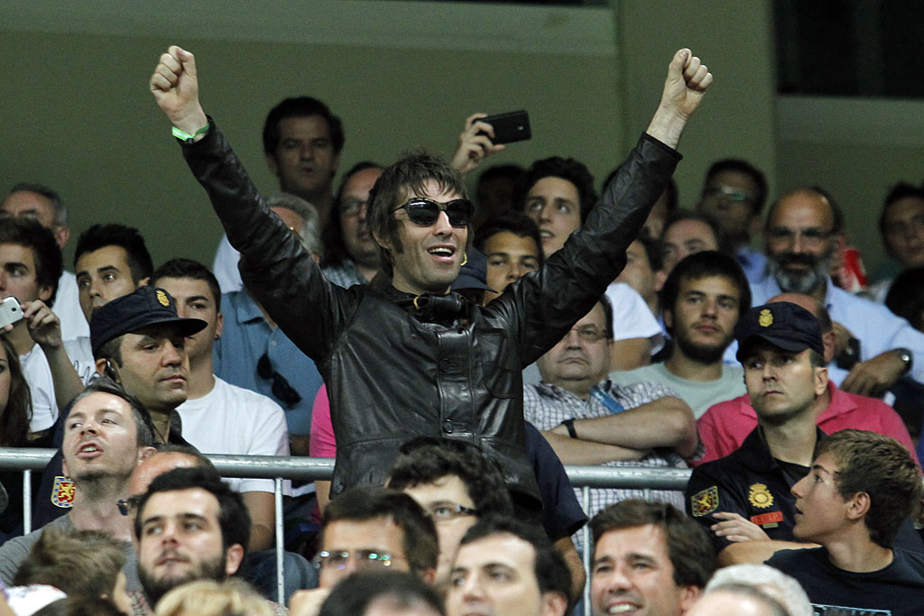 Liam gallagher proclaims new oasis film biblical and a - Splitmania madrid ...