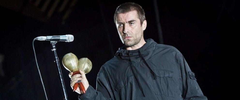 Liam Gallagher On The Rain And Oasis Oasismania