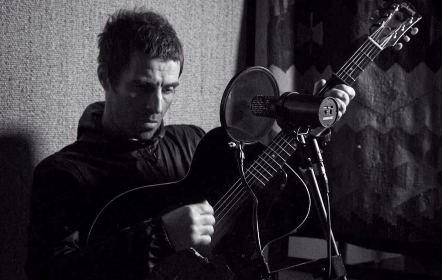 Liam Gallagher can\'t play Wonderwall on guitar – OasisMania